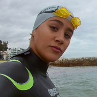 Ana Ramos - Triatleta 'Team Aqualoja'